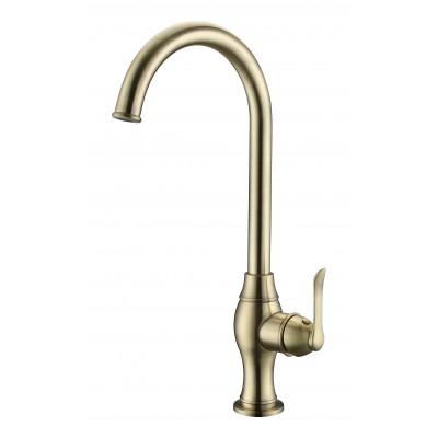 Смеситель для кухни LB-115002 bronze