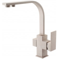Смеситель для кухни с подключением фильтра LB-1531 sand/beige