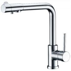 Смеситель для кухни с подключением фильтра LB-1375-D6