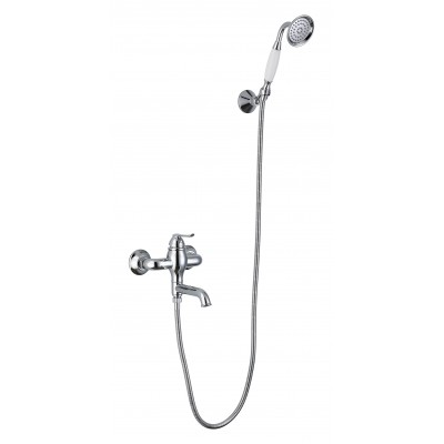 Смеситель для ванны LB-115003 chrome
